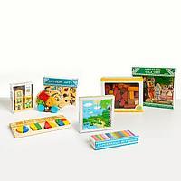 Набор «Я развиваюсь» 8 игрушек, от 2,5 лет