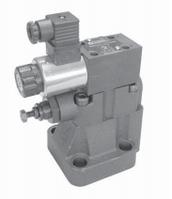 RQM5-P6/A/M/60N-F220K1/CM - Клапан предохранительный СЕТОР R08, 400л/мин, 350 Бар, ~220В/60Гц, ручка