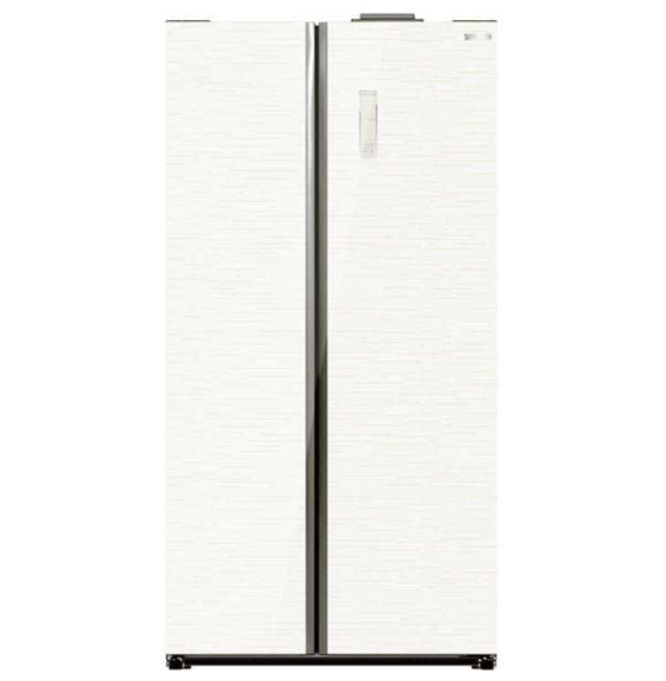 Холодильник Skyworth SBS-545WPG Side By Side White