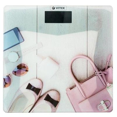 Весы напольные Vitek VT-8074 серые