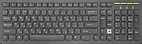 Defender 45536 клавиатура беспроводная UltraMate SM-536 RU,черный,мультимедиа