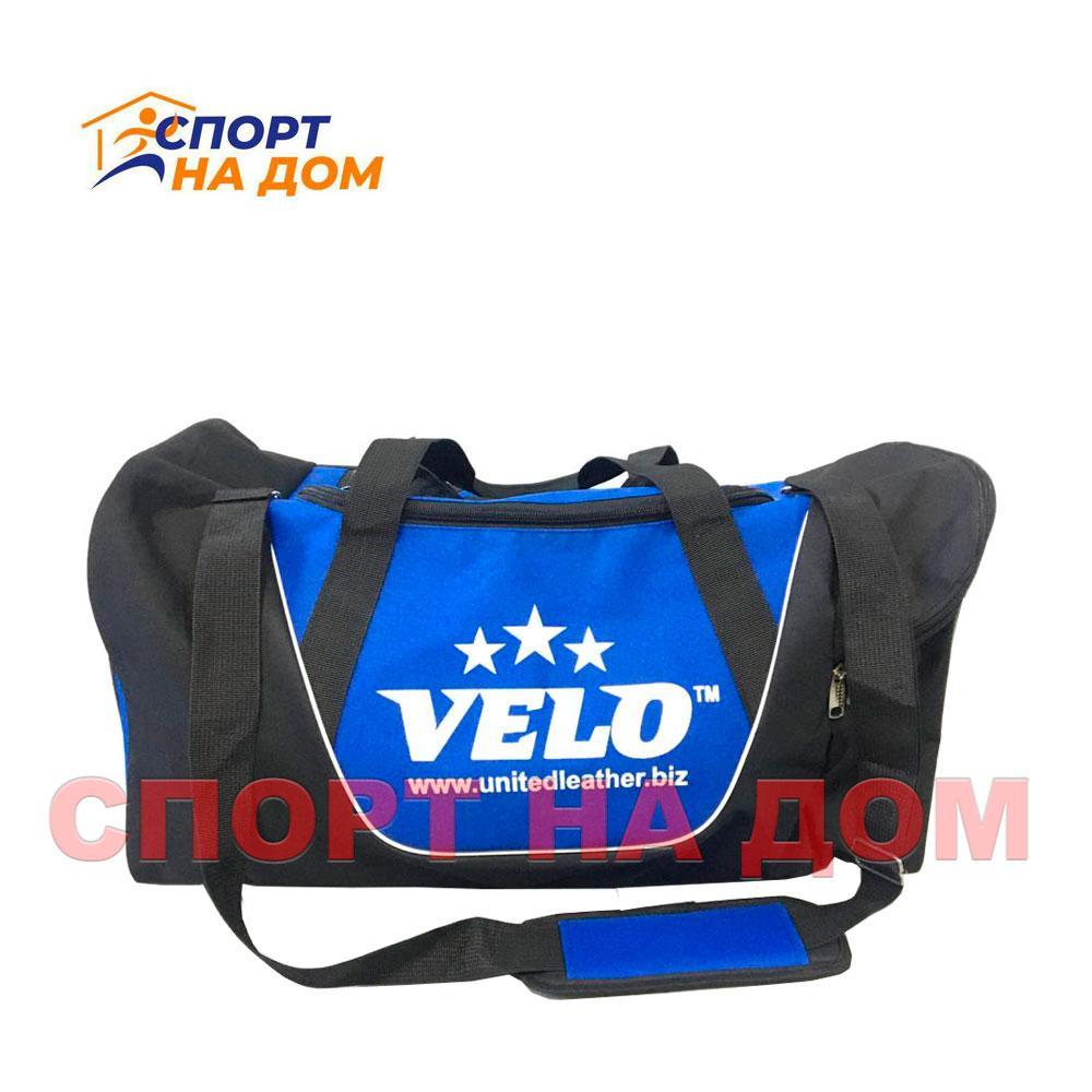 Большая тренировочная сумка Velo (цвет синий)
