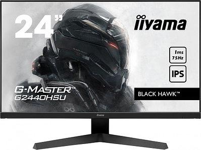 "LCD 24"" Iiyama G-Master G2440HSU-B   черный"