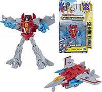 Hasbro Transformers Трансформер КИБЕРВСЕЛЕННАЯ 14 см Старскрим E1902/E1884