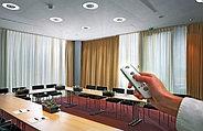 Электрические шторы, Электрические карнизы, управление по сценарию. Длина 3-4м., фото 2