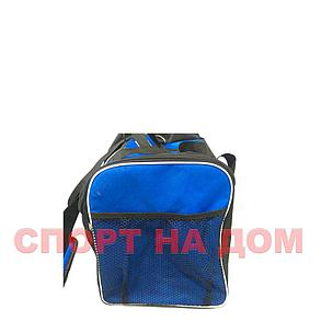 Большая тренировочная сумка Velo (цвет синий), фото 2