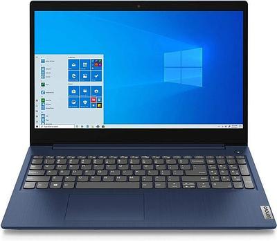 Ноутбук Lenovo IdeaPad 3 15ADA05 81W100TQRK синий