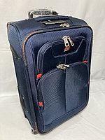 "Маленький дорожный чемодан на 4-х колесах""SwissGear"". Высота 57 см, ширина 36 см, глубина 24 см., фото 1"