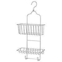 Корзина подвесная для душа, КРОКФЬЁРДЕН, оцинкованный 24x53 см ИКЕА, IKEA