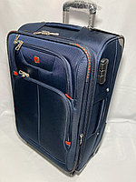 """Средний дорожный чемодан на 4-х колесах""""SwissGear"""". Высота 67 см, ширина 41 см, глубина 26 см., фото 1"""
