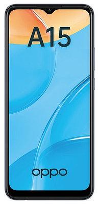 Смартфон OPPO A15 32 GB черный
