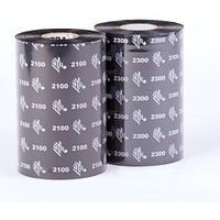 Аксессуар для штрихкодирования Zebra 2300 European Wax Black 110 мм/450м 02300BK11045