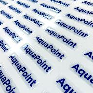 Обьемные наклейки с логотипом компании на заказ - фото 3