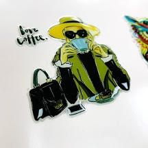 Обьемные наклейки с логотипом компании на заказ - фото 5
