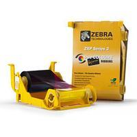 Аксессуар для штрихкодирования Zebra YMCKO for ZXP3 800033-840