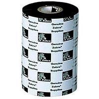 Лента переноса Zebra Resin Ribbon, 110mmx450m, 4800; Standard, 25mm core, 12/box 04800BK11045