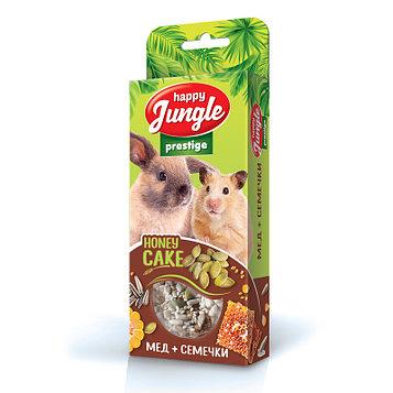 Happy Jungle Корзинки с медом и семечками для грызунов