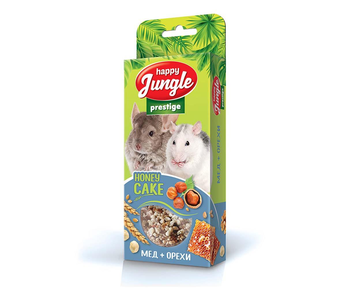 Happy Jungle Корзинки с медом и орехами для грызунов