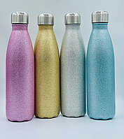 Бутылка термос, ПЕРЛАМУТР. (500мл.)