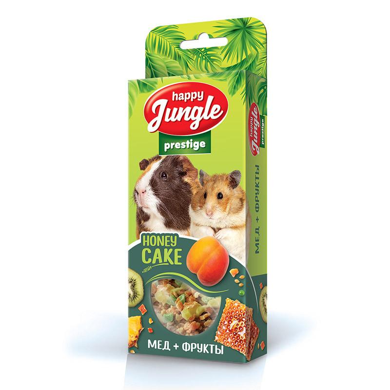 Happy Jungle Корзинки с медом и фруктами для грызунов