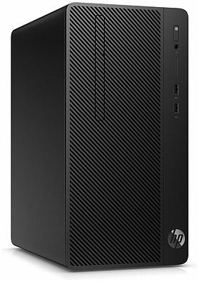 Персональный компьютер HP 290 G4 123N3EA черный