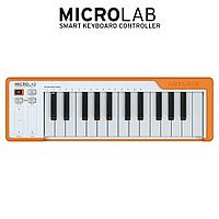MIDI-контроллер Arturia MicroLab Orange