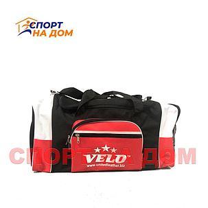 Большая тренировочная сумка Velo (цвет красный), фото 2