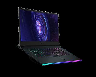 Ноутбук MSI GE66 Raider Черный