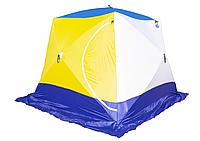 Палатка Стэк КУБ-4 (трехслойная)