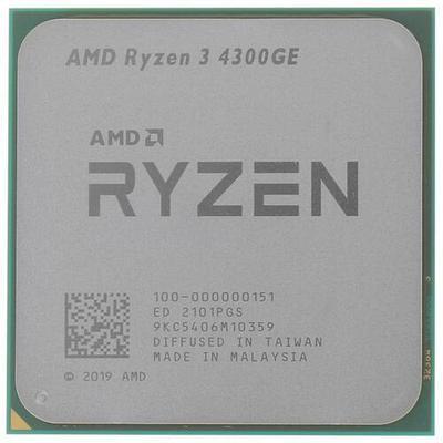 Процессор AMD Ryzen 3 4300GE OEM