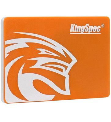 SSD SATA 64 GB KingSpec P3-64 SATA оранжевый