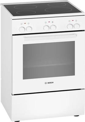 Отдельностоящая электрическая плита Bosch HKA050020Q