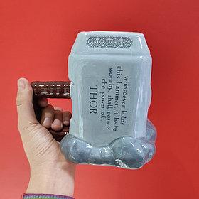 3-D кружка Молот Тора