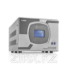 Стабилизатор напряжения для настенного размещения 9000 ватт. Однофазный стабилизатор напряжения.