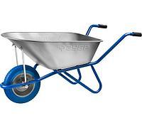 ЗУБР ПТ-100 тачка садово-строительная одноколесная, 180 кг 39901_z01