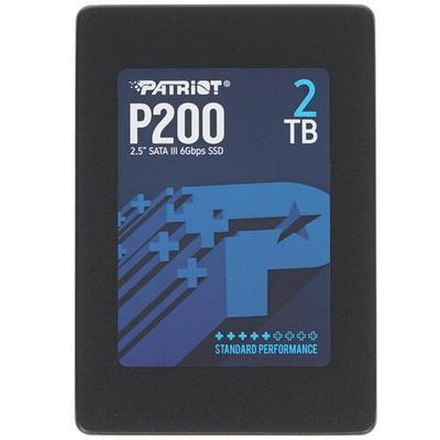 SSD-накопитель Patriot P200 P200S2TB25