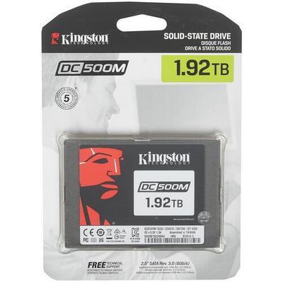 Серверный SSD Kingston DC500M SEDC500M/1920G