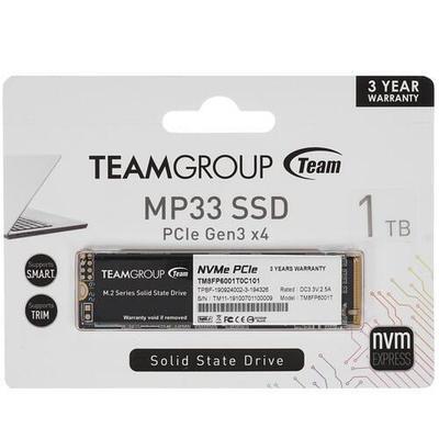 SSD M.2 накопитель Team Group MP33 TM8FP6001T0C101