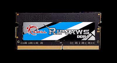 Оперативная память G.Skill RipJaws F4-3000C16S-8GRS, SO-DIMM DDR4, 8 GB, 3000MHz