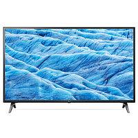 LG Телевизор 43UN71006LB.ADKB черный