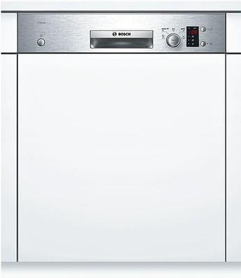 Встр. посудомоечная машина Bosch SMI- 50D05TR серебристый