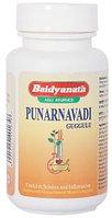 Пунарнавади Гуггул Punarnavadi gugglu Baidyanath, 80 таб.