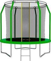 Батут SWOLLEN Comfort 8 FT (Green) диаметр 244 см