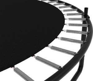 Батут SWOLLEN Prime Black 8 FT диаметр 244 см - фото 5