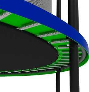 Батут SWOLLEN Prime Black 8 FT диаметр 244 см - фото 6