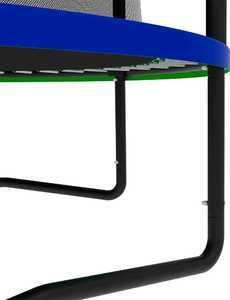 Батут SWOLLEN Prime Black 8 FT диаметр 244 см - фото 7