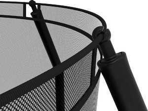Батут SWOLLEN Prime Black 8 FT диаметр 244 см - фото 8