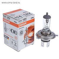 Лампа автомобильная Osram, Н4, 12 В, 60/55 Вт
