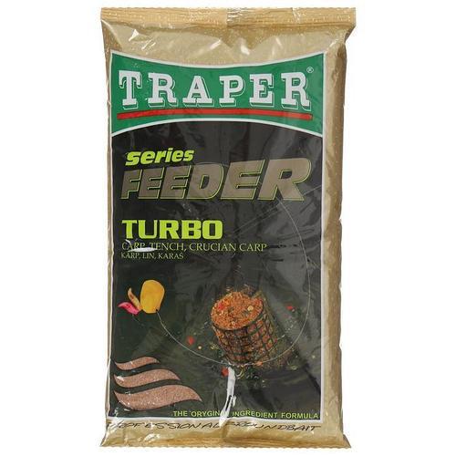 "Прикормка ""TRAPER"" фидер, турбо (карп, линь, карась), 1 кг"