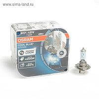 Лампа автомобильная Osram Cool Blue intense, H7, 12 В, 55 Вт, 64210CBI, набор 2 шт